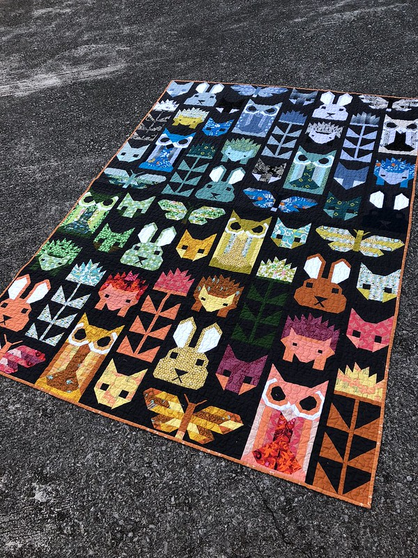 Fancy Forest Quilt