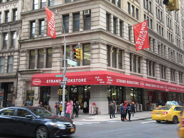 The Strand Book Store Renovated NYC 7380