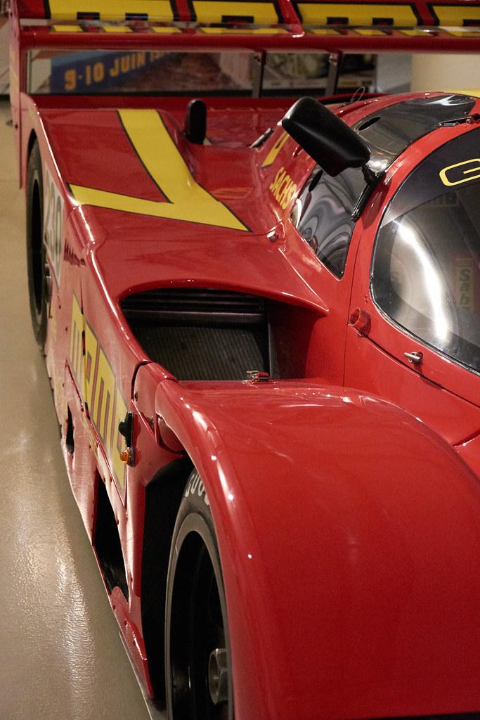 Musée Des 24 Heures Du Mans : musée, heures, Porsche, 962C,, Musée, Heures, Thibault, Gaulain, Flickr