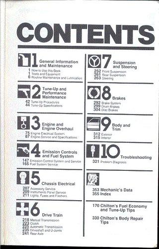 1970 1986 CHEVROLET GMC Pick-Up Truck Repair Manual (1