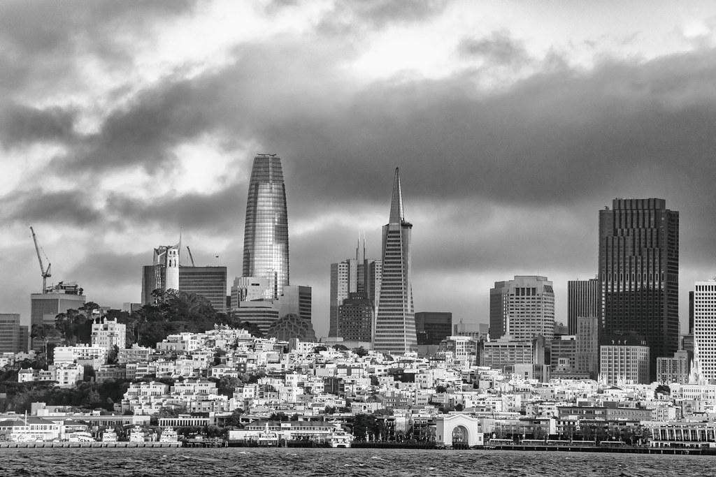 new san francisco skylines
