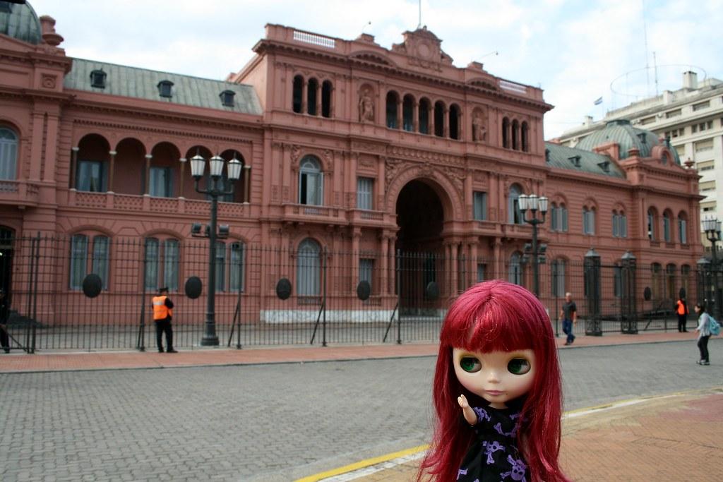 Casa Rosada  Buenos Aires  Karina Martinez  Flickr