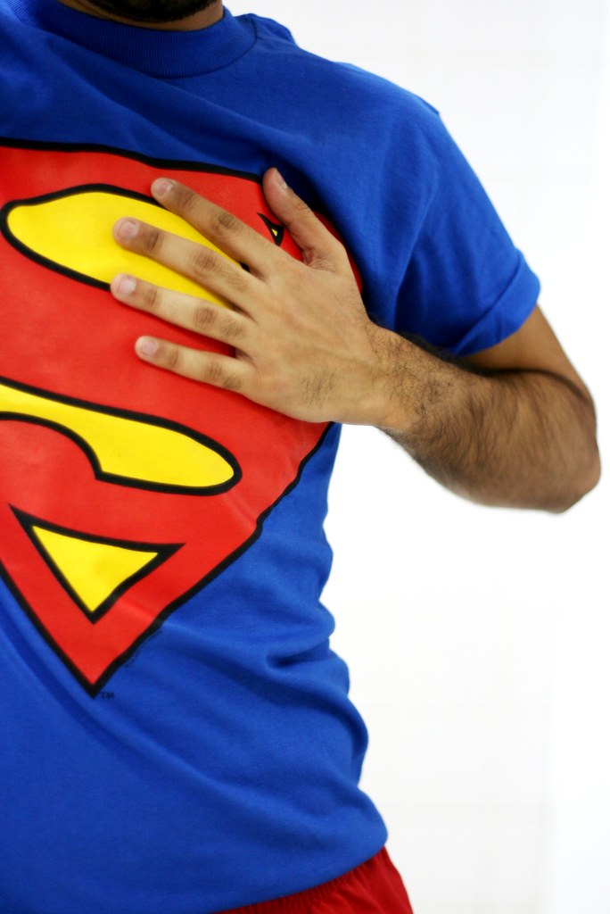 I Can Be Your Superman : superman, Superman, Ca…, Flickr