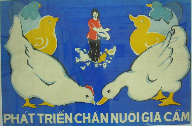 Vietnamese Poster