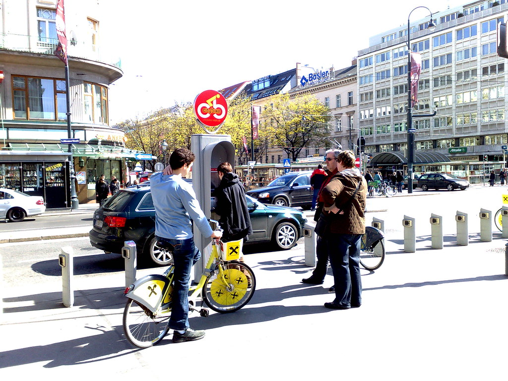City Bike   Aleksi Pihkanen   Flickr
