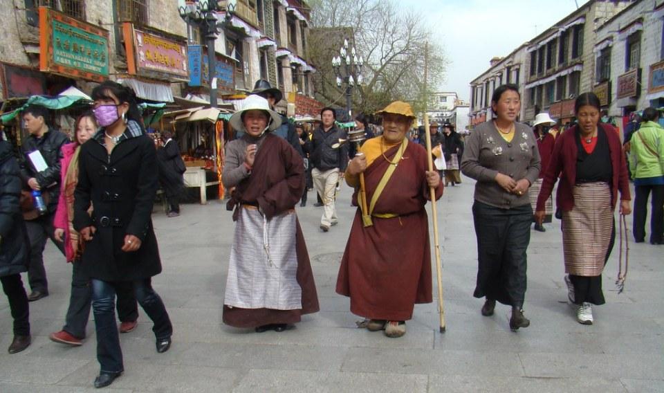 Su gente Tibet 088