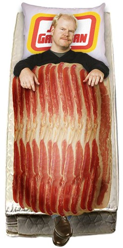jim in his bacon