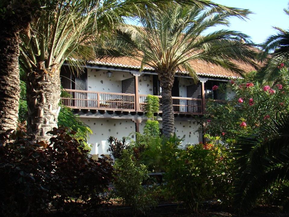 Islas Canarias Parador de La Gomera 53