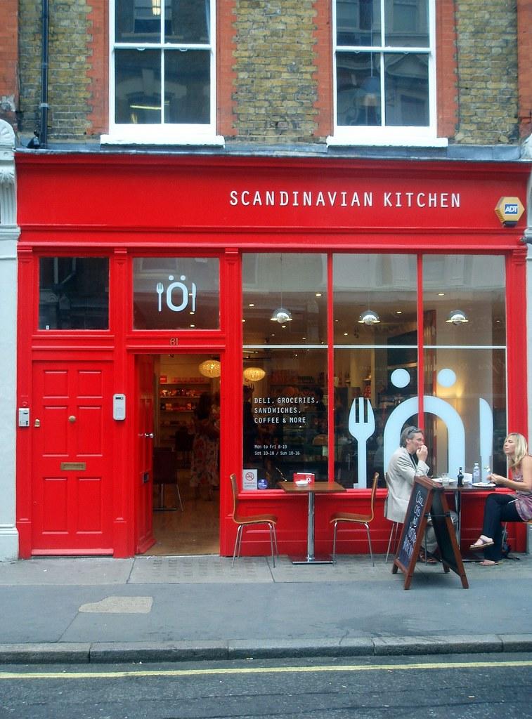 Scandinavian Kitchen Fitzrovia London W1 Scandinavian Ki Flickr