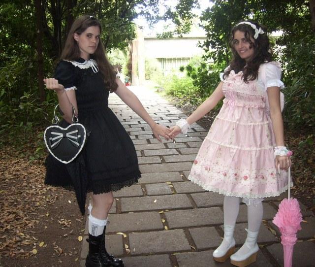 Gothic And Sweet Lolita Sacada Con Mi Cutre Camara Y Sin Flickr