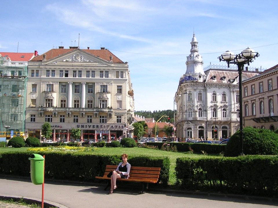 New York Palace Cluj-Napoca Rumania 01
