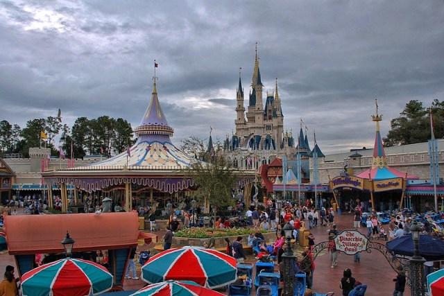 Disney - Fantasyland From Pinocchio Village Haus