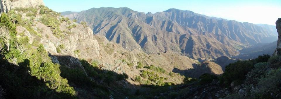 Barranco de La Laja Isla de la Gomera 03