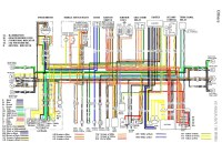 VS 1400 Wiring Diagram | This is a colored wiring diagram ...