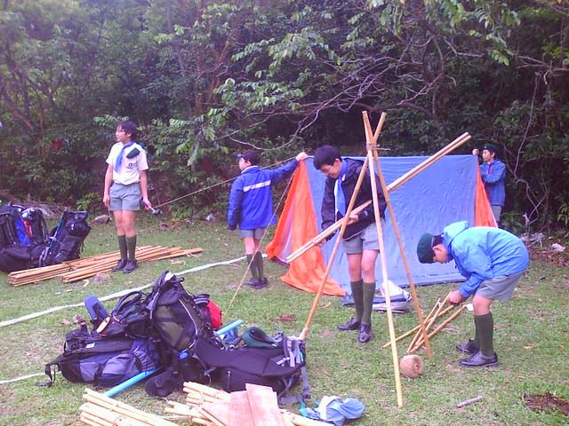 2006童軍復活節露營暨小隊露營比賽   Flickr