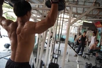 Muskelmann Hoi An