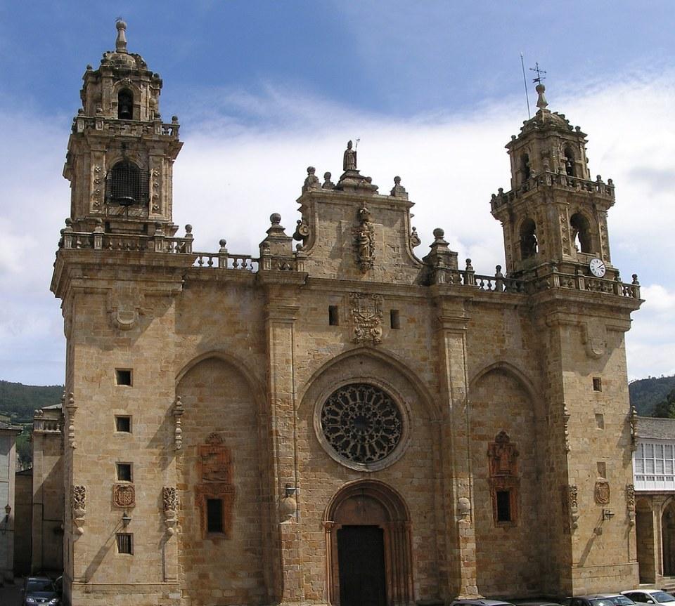 Catedral de Mondoñedo Lugo 15