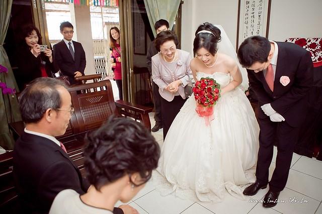wed110326_0303 | [婚禮記錄]柏偉+韻如//訂結 宴客: 臺南 大億麗緻 新秘: 涵清 婚紗: 愛情萬歲… | Flickr