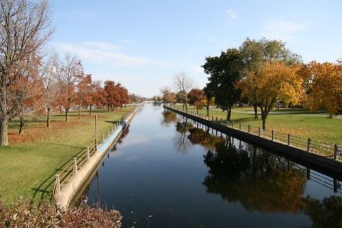 Rideau Canal - Smiths Falls Ontario