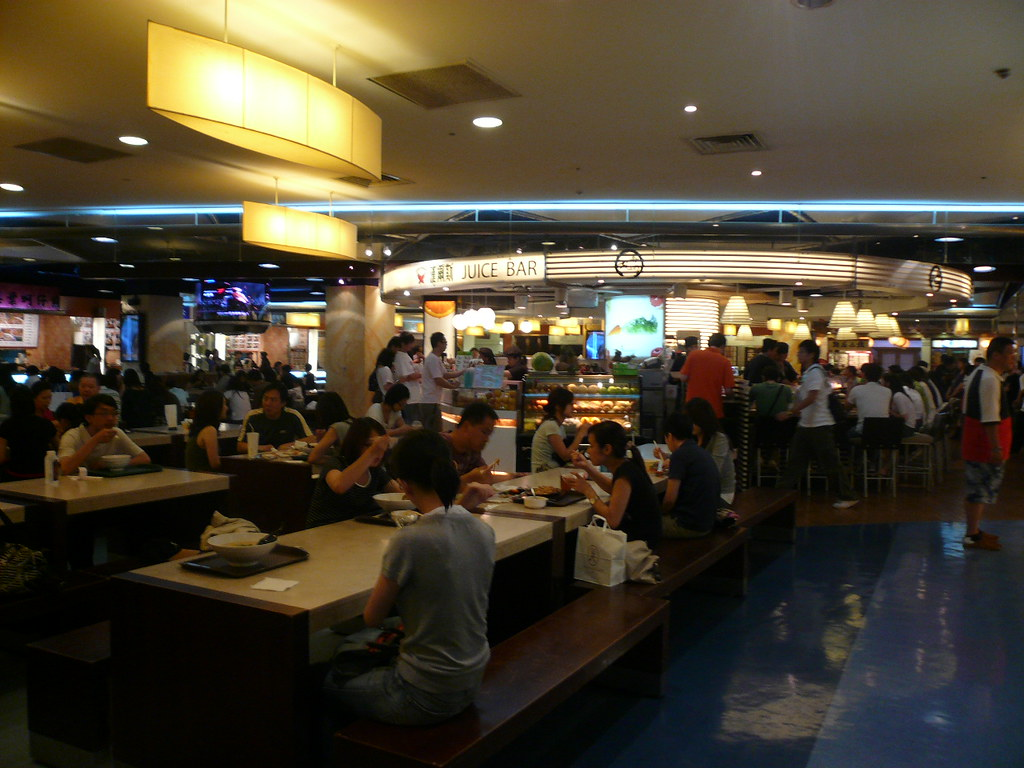 Breeze Center Food Court   ★Day 2 in Taipei - 18th May 2008★…   Flickr