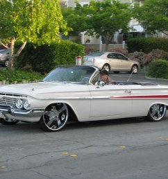 1961 chevrolet impala convertible custom 61 loco by jack snell  [ 1024 x 768 Pixel ]