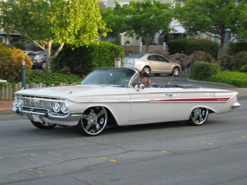 small resolution of  1961 chevrolet impala convertible custom 61 loco by jack snell