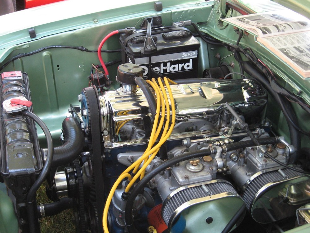 medium resolution of  1972 ford pinto boss engine by brain toad no longer used