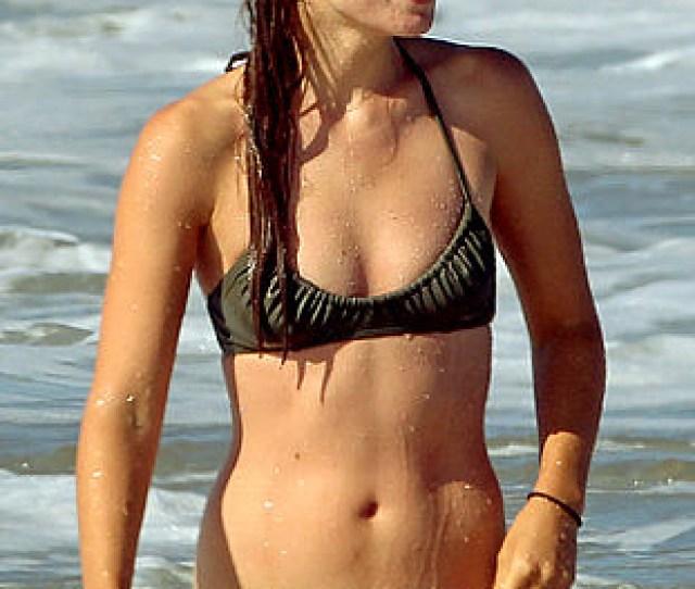 Celebrity Beach Bodies Sexy Bikini Olivia Wilde La Flickr