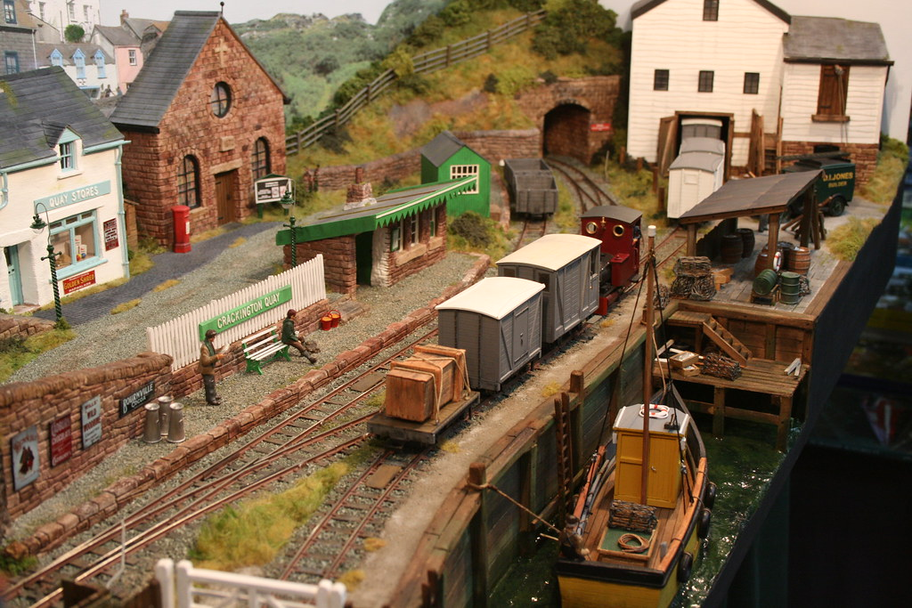 Crackington Quay 0 16 5 Layout By Roy Parkes Flickr