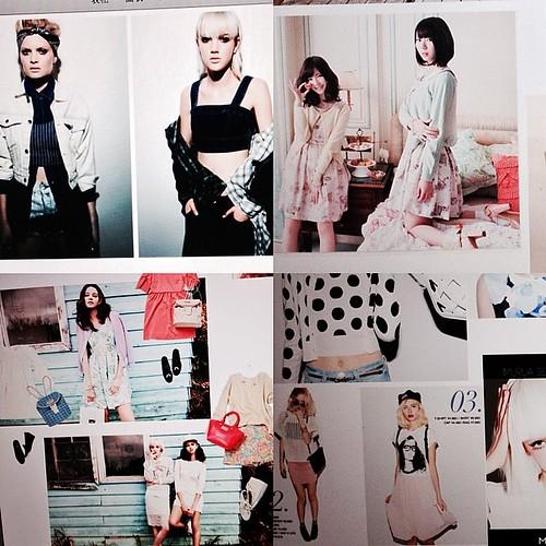 「雜誌存在的意義。是因為服裝資訊開始。髮型存在的意義。是因為可配合服裝打扮。。。從日本女性服裝25 ...