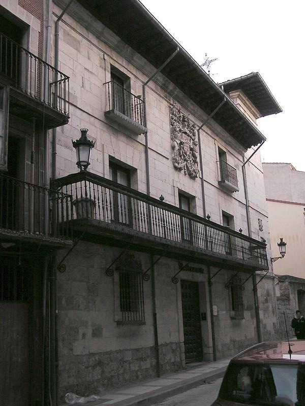 Burgos Briviesca casa Palacio de los Torre 230