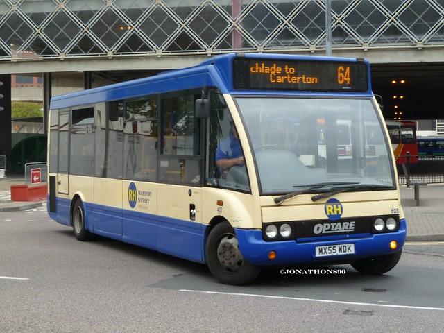 RH Transport 403 MX55WDK