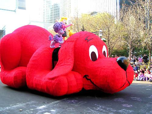 Toronto Santa Claus Parade 2005 00118s