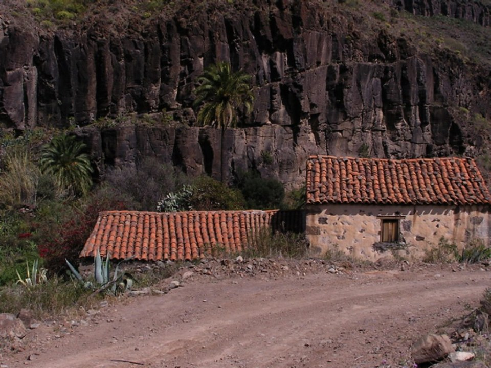 Las Tederas de San Bartolome de Tirajana ruta de senderismo isla de Gran Canaria 27