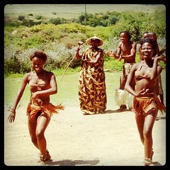 Thembu Tribal Dance
