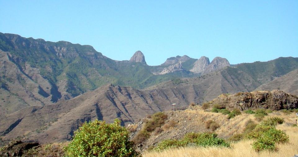 Isla de La Gomera de San Sebastian a Vallehermoso 05