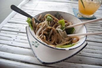 Mi Quang im Slow Food Reste