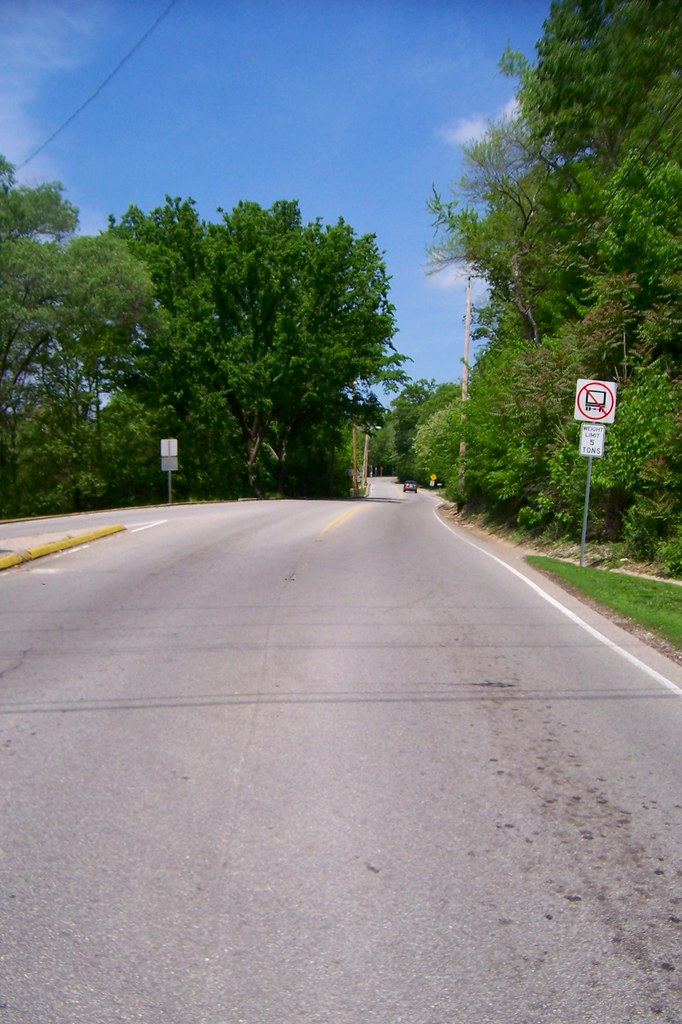 The Michigan Road begins