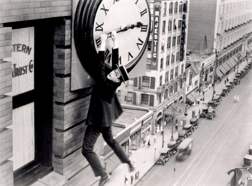 Harold Lloyd | Harold Lloyd (1893-1971) in Safety Last!, 192… | Insomnia  Cured Here | Flickr