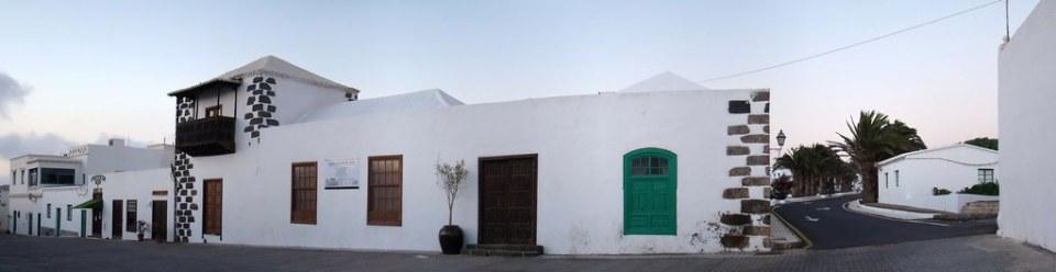 Villa de Teguise Palacio Ico calle el Rayo Lanzarote 21
