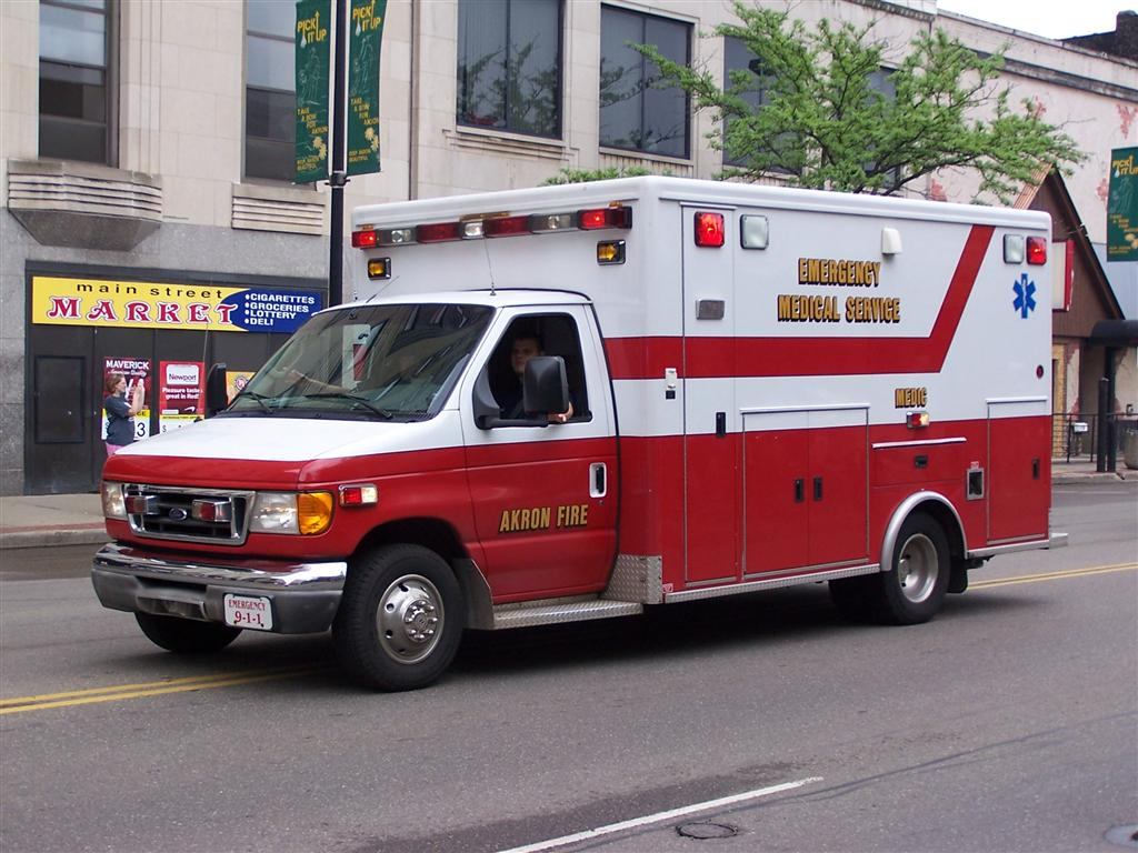 akron fire department medic