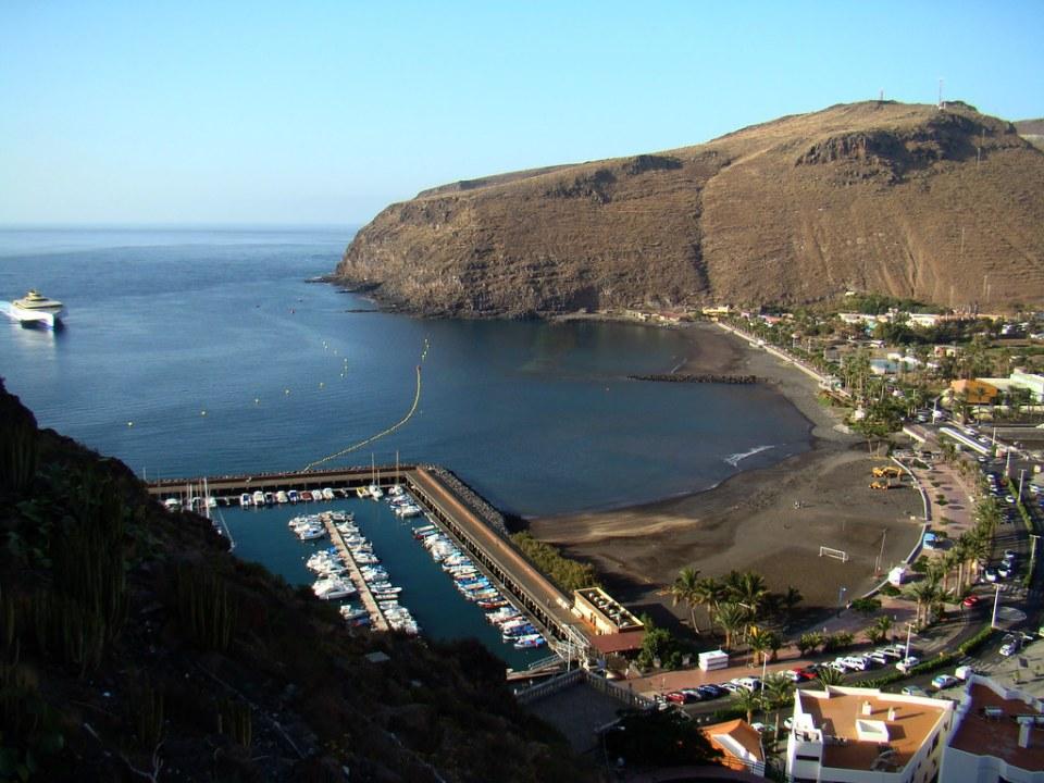 Puerto de San Sebastian de La Gomera 37