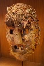 Maske der Cham