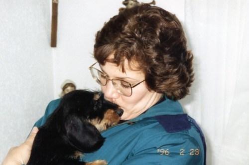 Shubi and mom