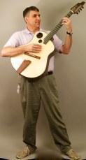 The Bauhaus Guitar