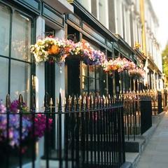 Springtime London