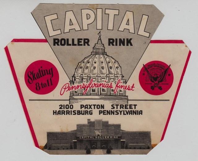 Capital Roller Rink - Harrisburg, Pennsylvania