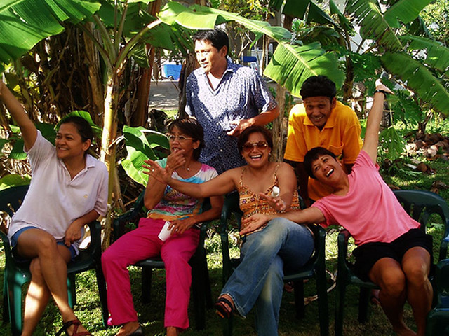 Family Fun at Yigo Fiesta