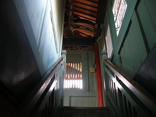 赤崁樓 08 | 清國破壞原來的 歐式 普羅民西亞城(Provintia 城, 1653年) ,在其原址加蓋漢式廟宇 (… | Flickr