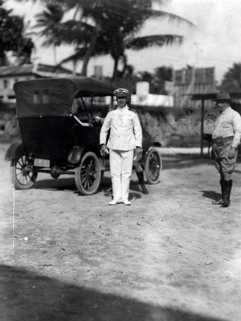 Governor Gilmer, 1919